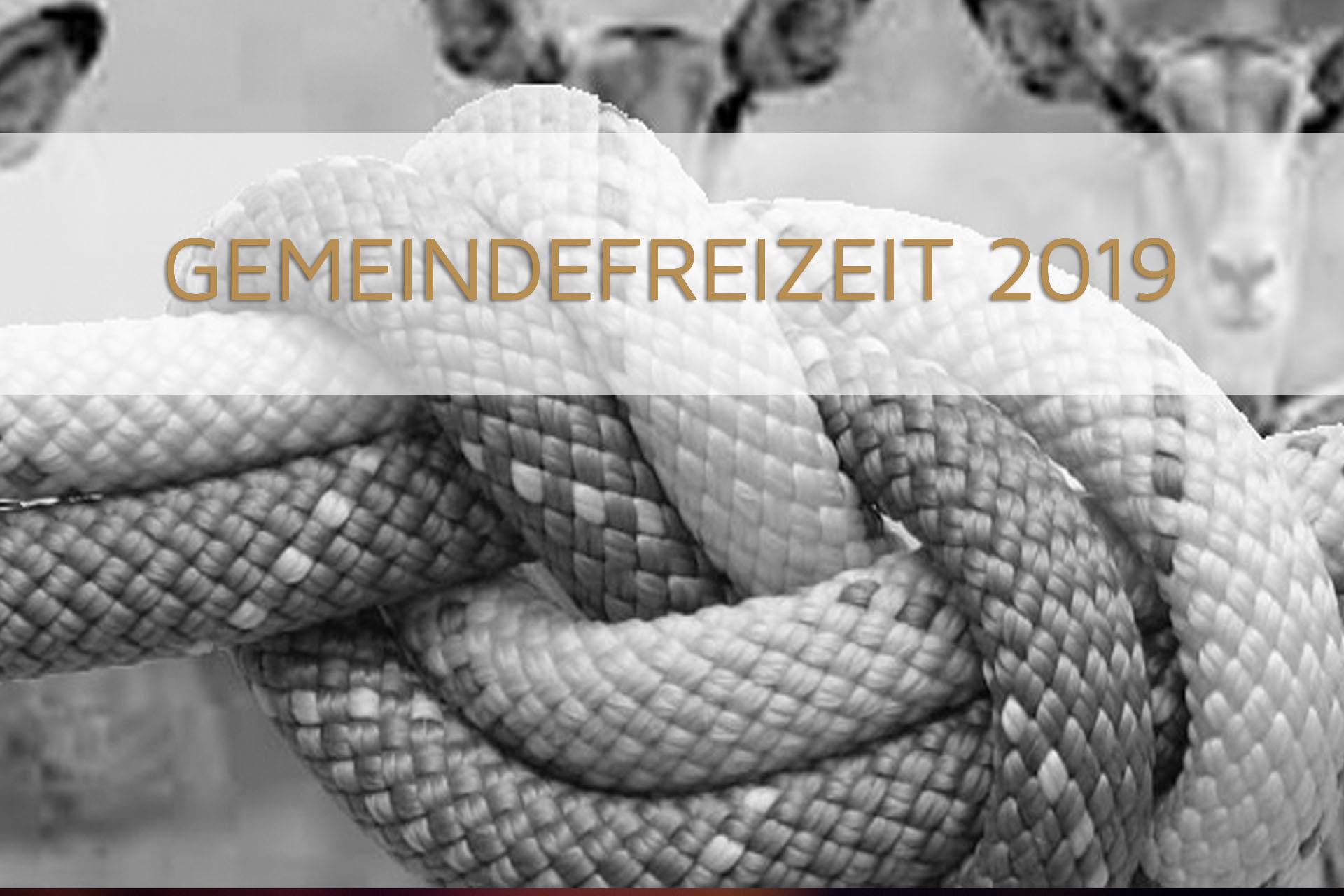 Gemeindefreizeit2019