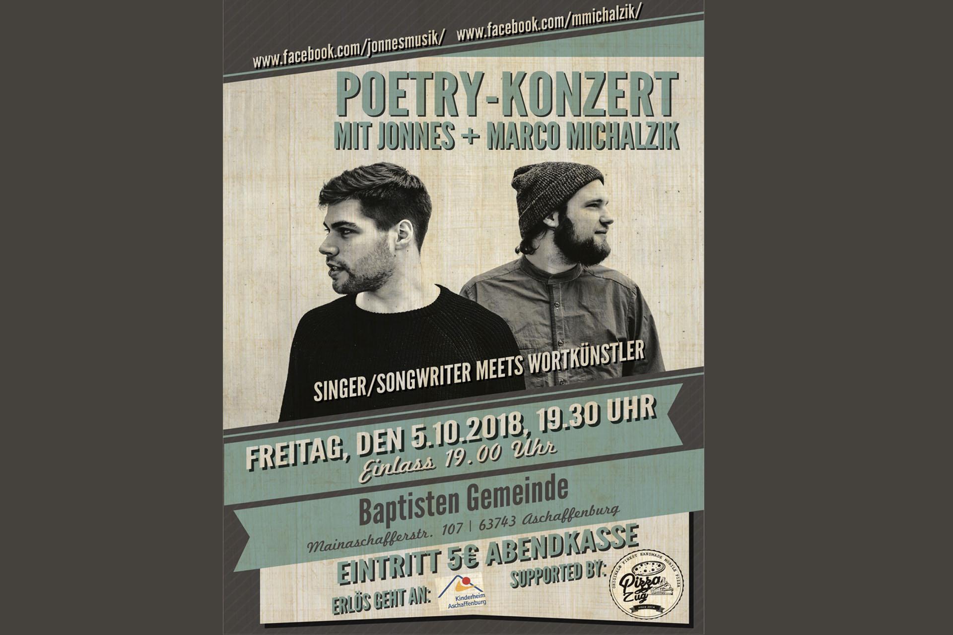 Poetry - Konzert